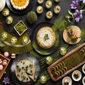 ホテルモントレ ル・フレール大阪 選べるメイン+抹茶スイーツ&アジアンブッフェ