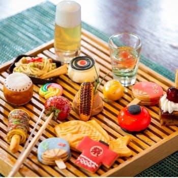 セント レジス ホテル 大阪「サマーデザートブッフェ 夏祭り」