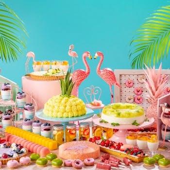 ヒルトン名古屋「トロピカル・フラミンゴパーティー」