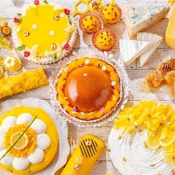 ヒルトン東京 メトロポリタングリル「Happyハニー・ホリック デザートアフタヌーンビュッフェ」
