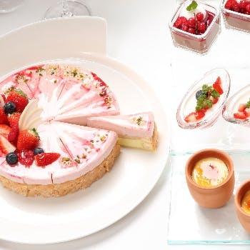 ラ・スイート神戸オーシャンズガーデン Easter Sweets Buffet