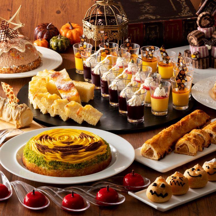 浦安ブライトンホテル東京ベイ「ネオ・ビストロ・ビュッフェ~秋のスペイン祭&ハロウィーンスイーツ~」