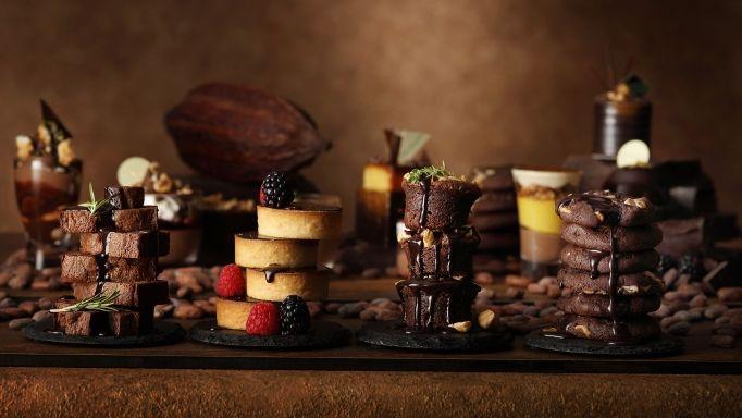 ウェスティンホテル東京「チョコレート デザートブッフェ」