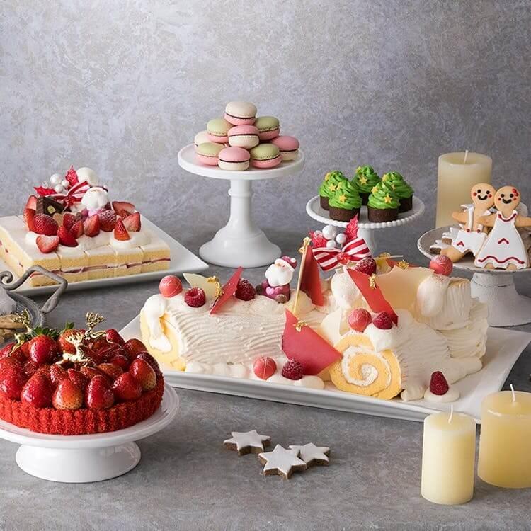スイスホテル南海大阪「クリスマススイーツブッフェ!Swiss Chocoholic Christmas Sweet Buffet 」