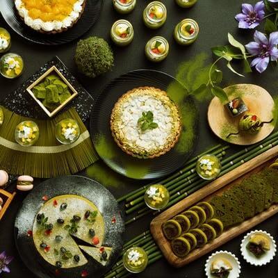 ホテルモントレ ル・フレール大阪「地中海ビュッフェと抹茶チョコスイーツ」
