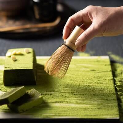 太閤園「よくばりプレートランチ 抹茶・ほうじ茶スイーツセレクション~Feel Traditional~」