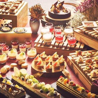 ストリングスホテル東京インターコンチネンタル「秋の収穫祭 イタリアン・セミブッフェランチ ヴィヴァーチェ