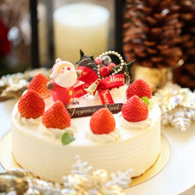 ストリングスホテル 名古屋 シェフズ ライブ キッチン「北海道がテーマのクリスマススイーツブッフェ」