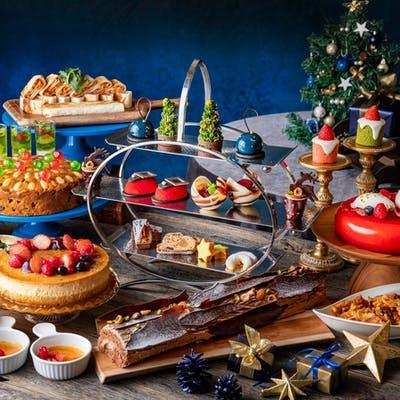 ヒルトン名古屋「ドリーミー・クリスマススイーツ アフタヌーンティースタンド&デザートビュッフェ」