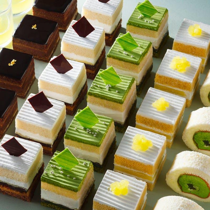 ホテルニューオータニ幕張「SATSUKIデリシャスフードプレゼンテーション~抹茶とメロンとチョコレート~