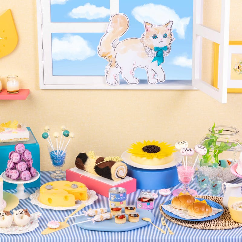 ヒルトン東京ベイ「デザートビュッフェ Love Kitty(ラブ・キティ)」