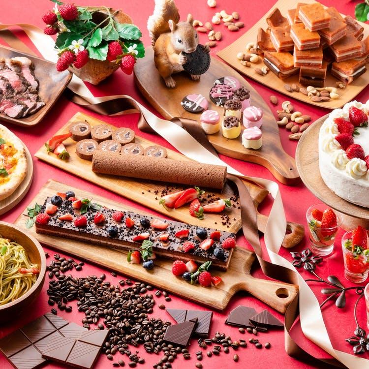 インターナショナルガーデンホテル成田「ストロベリー&チョコレートスイーツフェア」