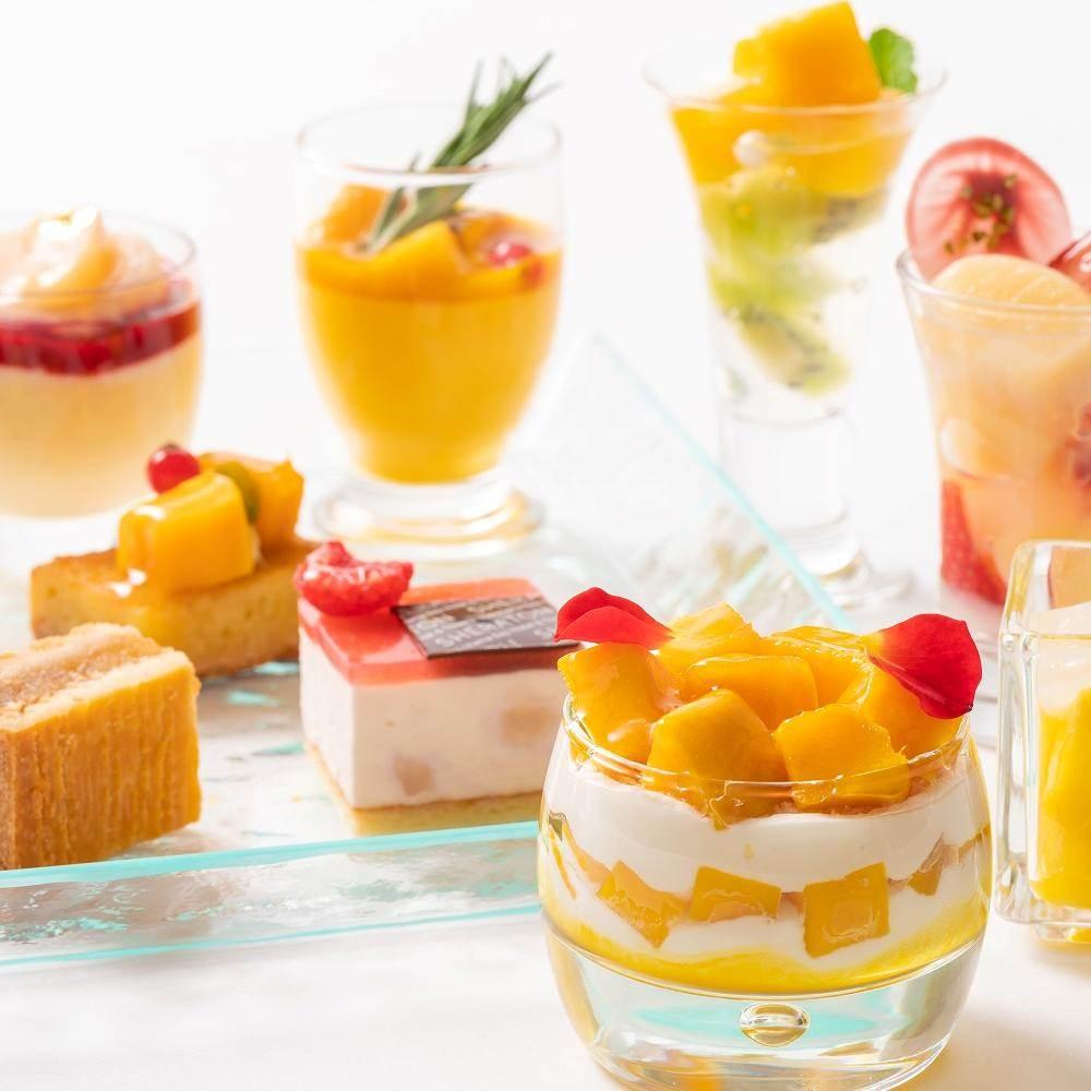 横浜ベイシェラトンホテル&タワーズ「スイーツオーダーブッフェ Sweets Parade~ピーチ&マンゴー~」