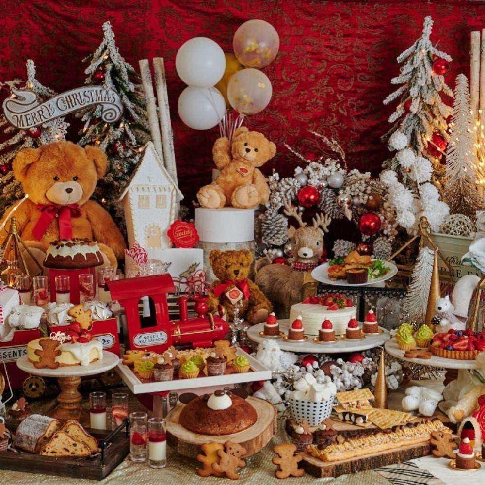 ストリングス表参道「HERMANN Teddy's Winter Wonderland」