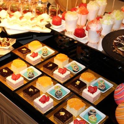 名鉄グランドホテル 最上階「清涼祭 ~和洋のスイーツ&屋台メシ食べ放題~」