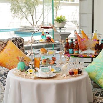 ホテル ラ・スイート神戸ハーバーランド「Hawaiian Afternoon Tea」