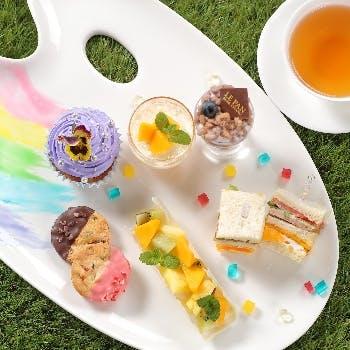 ラ・スイート神戸オーシャンズガーデン「Palette × Picnic Afternoon Tea ~HAIKARA~」