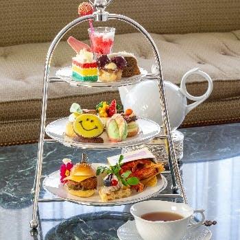 ウェスティンホテル大阪「ポップでキッチュなアフタヌーンティー」