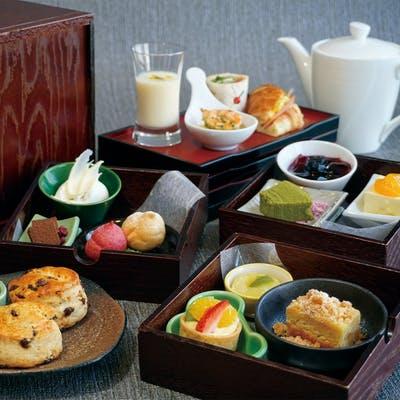 ANAクラウンプラザホテル神戸「アフタヌーンティーセット