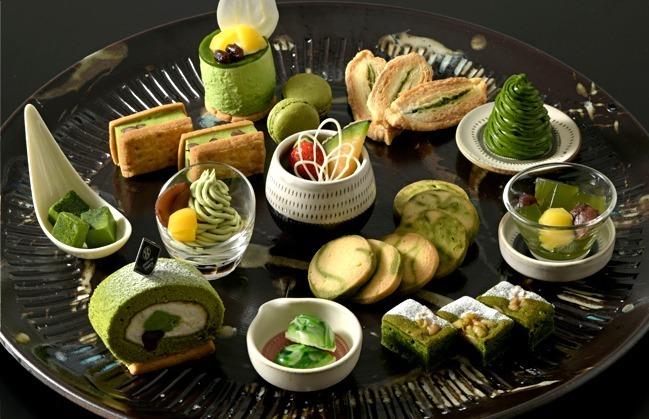 オリエンタルホテル福岡「和みの抹茶スイーツブッフェ」