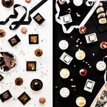 ANAクラウンプラザホテル福岡「ワールドチョコレートビュッフェ~ブラック&ホワイト~」