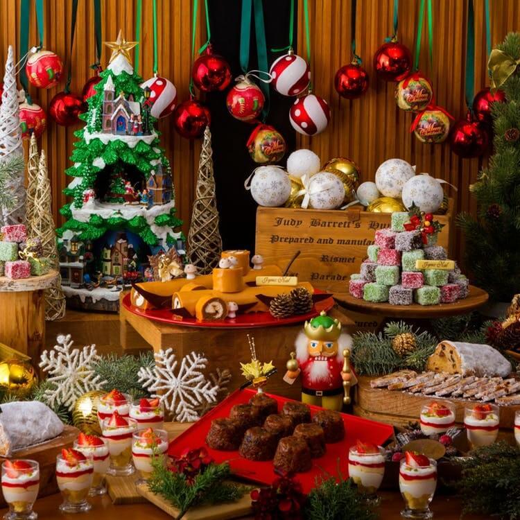 ヒルトン福岡シーホーク「Cute Christmas Market」