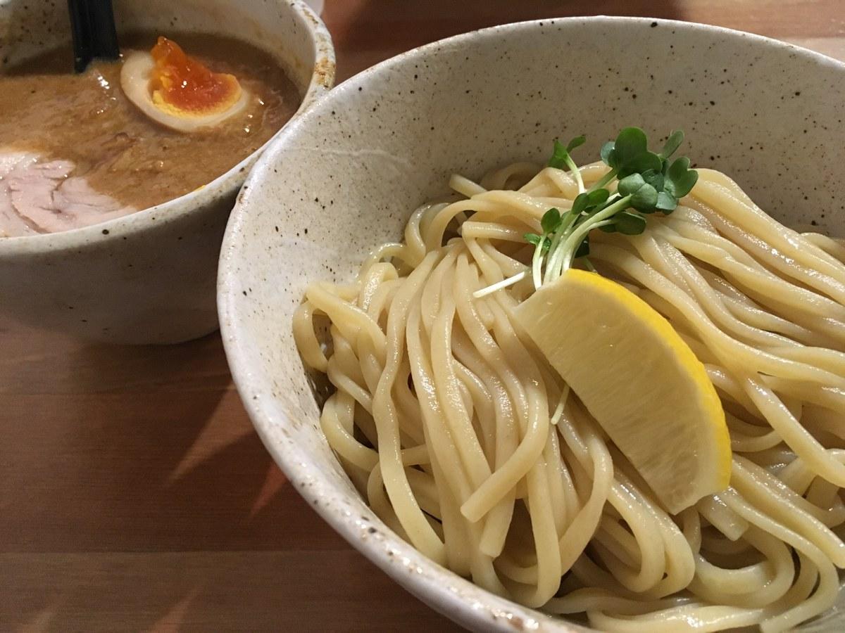 大杉製麺 つけ麺