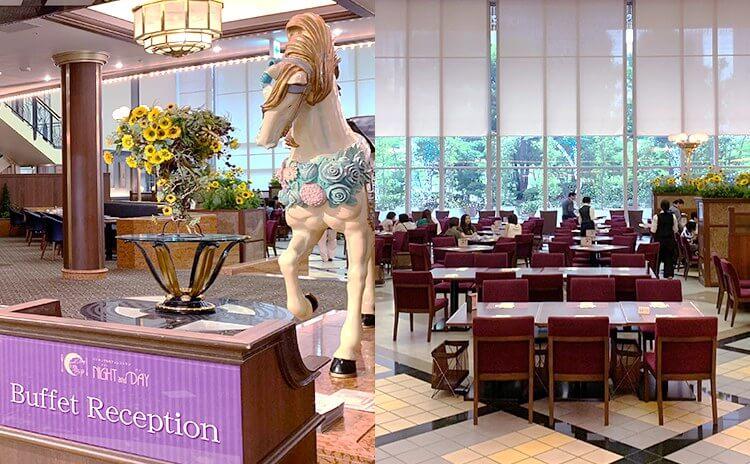 ホテル阪急インターナショナル「ナイト&デイのランチバイキング