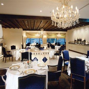 リーガロイヤルホテル「レストラン シャンボール」