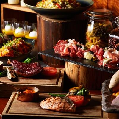 インターコンチネンタルホテル大阪「選べるメイン+ 前菜・デザートおかわり自由