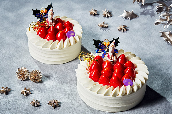 ホテル インターコンチネンタル 東京ベイ クリスマスケーキ2019