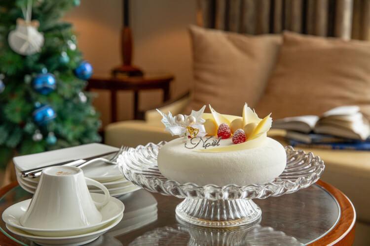 ヒルトン東京お台場 クリスマスケーキ