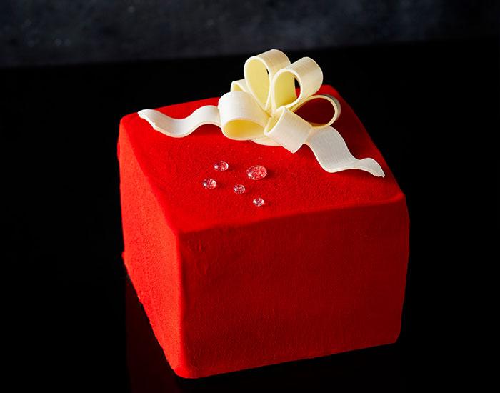 京王プラザホテル クリスマスケーキ2019