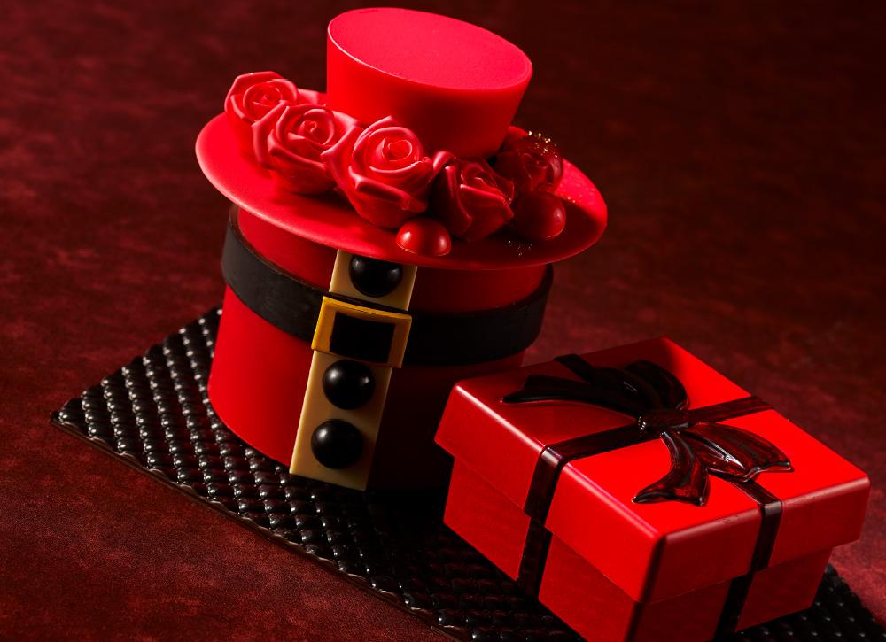 グランドプリンスホテル新高輪 クリスマスケーキ