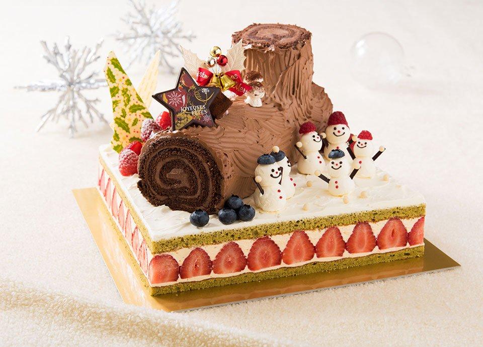 リーガロイヤルホテル東京 クリスマスケーキ