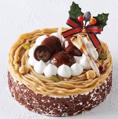 帝国ホテル クリスマスケーキ
