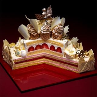 帝国ホテル 大阪 クリスマスケーキ