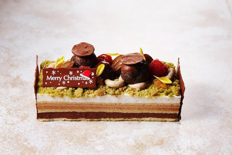 インターコンチネンタルホテル大阪 クリスマスケーキ