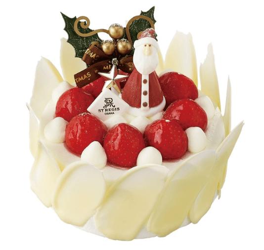 セントレジスホテル大阪 クリスマスケーキ