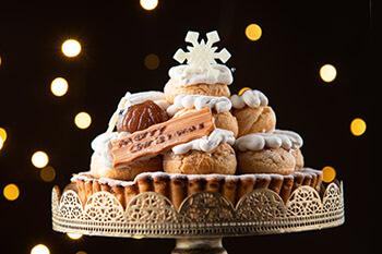 ヒルトン大阪 クリスマスケーキ