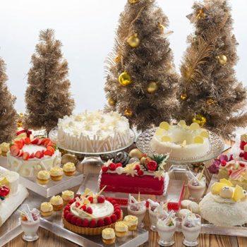 シェラトングランドホテル広島「クリスマススイーツブッフェ」