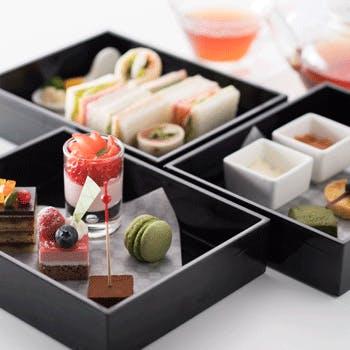 京都東急ホテル「お重の和のアフタヌーンティー」