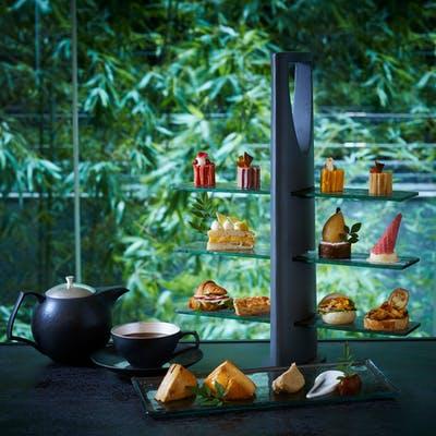 THE THOUSAND KYOTO「Tea & Bar アフタヌーンティーセット