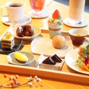 ホテルカンラ京都「蘇嶐窯 × kanra lounge ~こだわりの京素材を、こだわりの京焼の器で~」