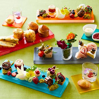いちごスイーツに紅茶が飲み放題。新宿のホテルのアフタヌーンティー総特集