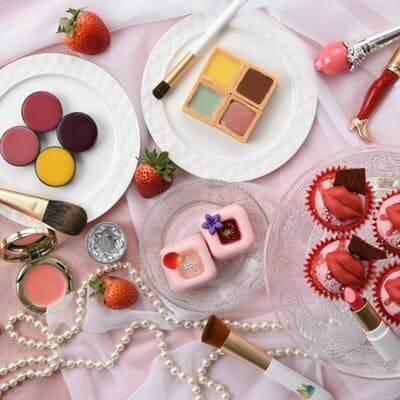 グランドプリンスホテル広島「ストロベリーランチビュッフェ~Cosmetic Petit BonBon~」