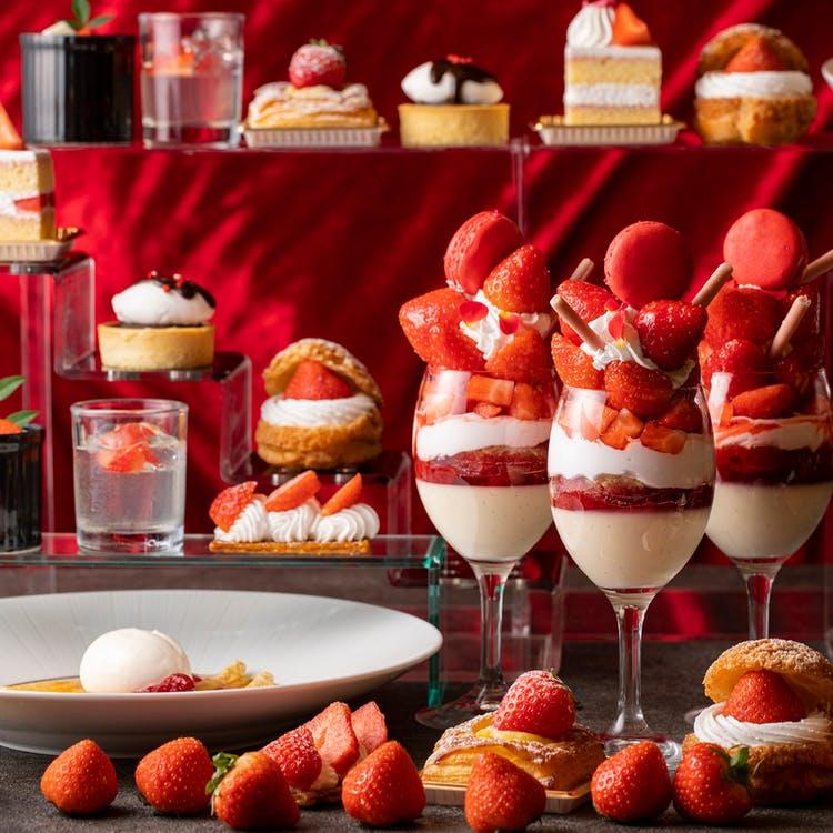 Strawberry Collection 2021 ヒルトン小田原リゾート&スパ