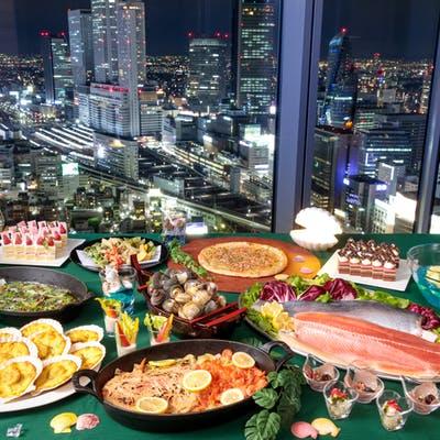 Sky Dining 天空/名古屋プリンスホテル スカイタワー ディナービュッフェ