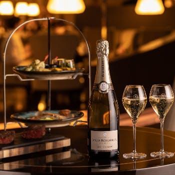 Lounge&Dining G 東京マリオットホテル ハイティー