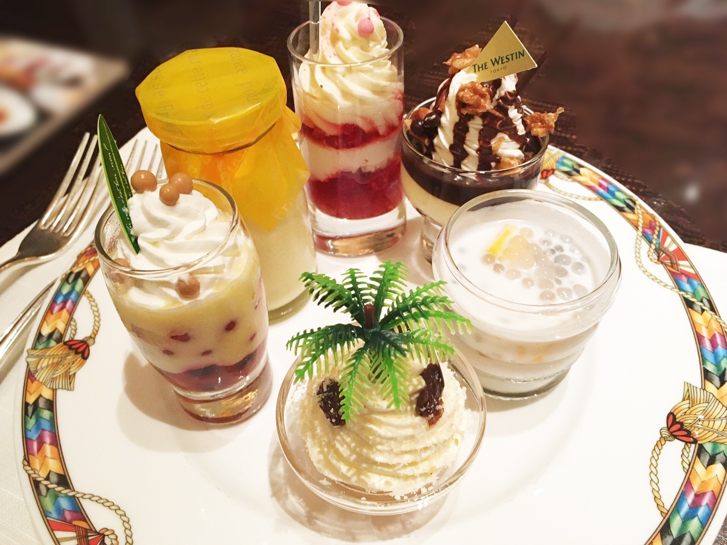 【レポ】ウェスティンホテル東京のスイーツビュッフェ2018「サマーデザートブッフェ&世界のケーキ」訪問レポート